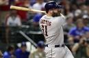Cole Stops Cops. Gattis 3 RBI Seal Astros win, 5-2