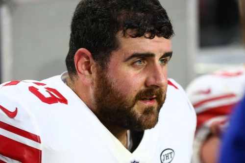 Giants hope John Greco can provide them with offensive line depth
