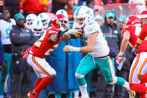 90-in-90 Miami Dolphins roster breakdown: A.J. Derby