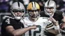 Raiders QB Derek Carr says he sees why Aaron Rodgers loved throwing to Jordy Nelson