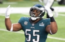 Brandon Graham is 'ahead of schedule' to return from injury as he enters contract season