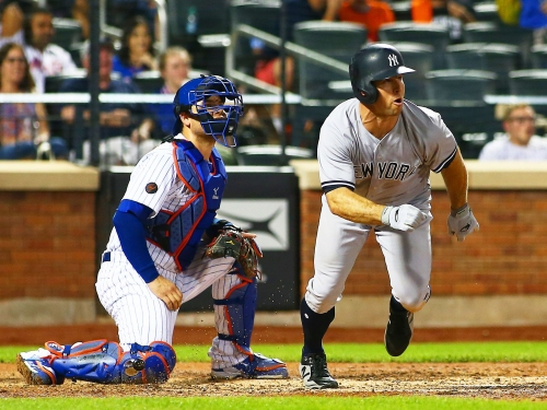 Brett Gardner Yankees' hero, Masahiro Tanaka injury looms in win over Mets