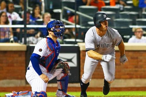 Yankees 4, Mets 1: Giancarlo Stanton and Brett Gardner salvage an injury-shortened start