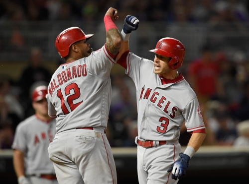 Ian Kinsler's home run caps comeback victory for Angels