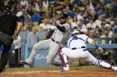 Video: Braves drop opener to Dodgers