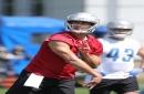 Detroit Lions QB Matt Cassel undeterred by earthquakes, fire