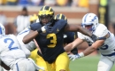 Michigan's defensive line may be outstanding with Rashan Gary as star
