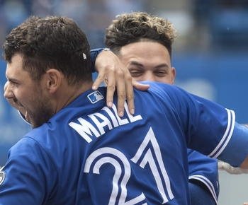 Walk-off walk: Blue Jays beat Orioles 4-3 in 10 innings