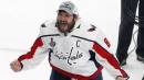 Watch: Ovechkin's wild parade with Stanley Cup continues