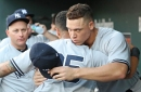 Aaron Judge says rookies Miguel Andujar and Gleyber Torres making a difference for Yankees