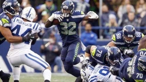 Seahawks HC Pete Carroll raves about Chris Carson's 'great' offseason