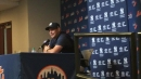 Yankees manager Aaron Boone talks about sitting Aaron Judge for the Subway Series finale