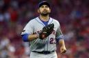 Mets release Adrian Gonzalez, call up Dominic Smith