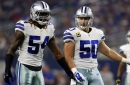 Cowboys linebackers could be the strength of the defense in 2018