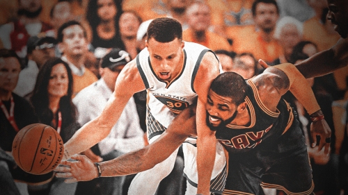 Stephen Curry reflects on how Cavs were different without Kyrie Irving