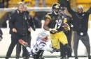 What if JuJu Smith-Schuster would have stepped out of bounds in the Patriots game last year?