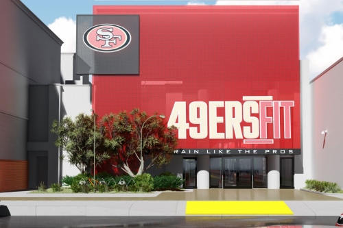 49ers collaborating with 24 Hour Fitness founder to create themed fitness center