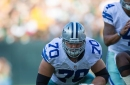 Report: Zack Martin and Cowboys agree to 6-year contract extension