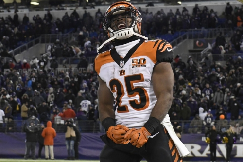 How close are the Bengals to having a top-10 roster?