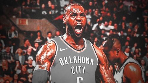 Thunder rumors: Lil' Wayne believes LeBron James will go to OKC