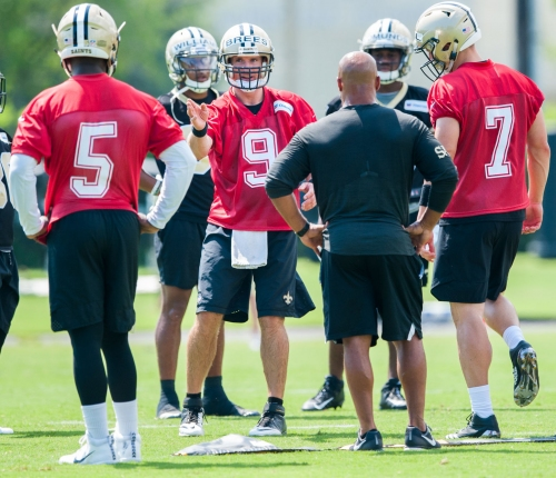Five things to watch during the Saints' mandatory minicamp: QBs, Mark Ingram, more
