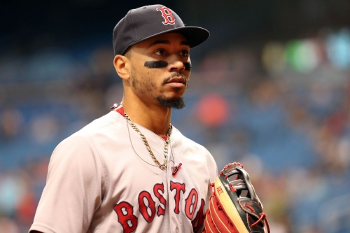 Red Sox at Orioles lineup: Mookie Betts is back