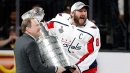 Alex Ovechkin thanks everyone who helped him become a champion