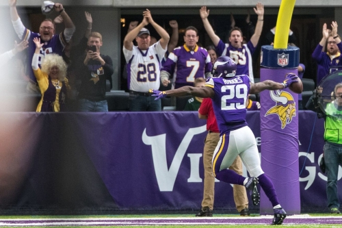 Four Minnesota Vikings make Pete Prisco's Top 100 for 2018