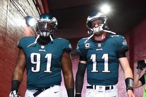 The Linc - Six Eagles make CBS list of Top 100 NFL players
