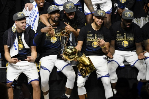 Yeah, the Warriors are a dynasty. The Suns should compete anyway
