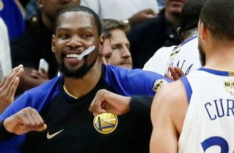 Cris Carter's issue with Kevin Durant talking about retirement days after winning the 2018 NBA Finals