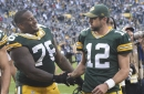 Mike Daniels: Aaron Rodgers 'more than deserving' to become NFL's highest-paid player