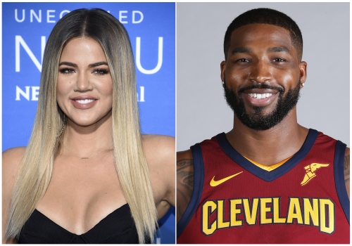 After Cavaliers lose, Khloe Kardashian sticks by Tristan Thompson — for now anyway