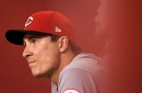 Farmers Only - Tyler Stephenson homers, Homer Bailey rocked in rehab start