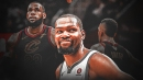 Kevin Durant had good feeling NBA Finals were over after J.R. Smith blunder