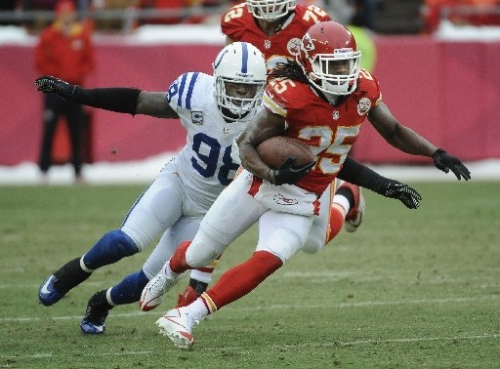 Running back Jamaal Charles to visit New Orleans Saints: report