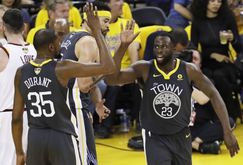 Golden State Warriors' reign atop the NBA is far from a guarantee
