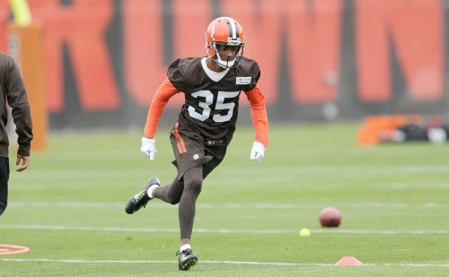 Browns cornerback Howard Wilson expected to miss 2018 season; two others will miss minicamp