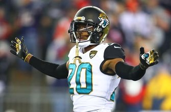 All-Pro cornerback Jalen Ramsey back with Jaguars after skipping OTAs to train with father