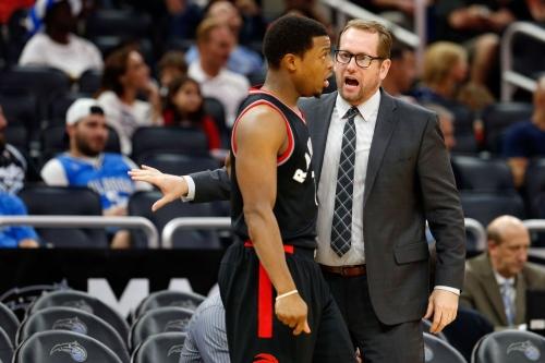 Toronto Raptors Name Nick Nurse Head Coach