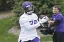 Vikings RB Latavius Murray shrugs off pay cut, ready to compete with Dalvin Cook
