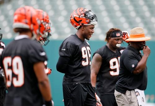 Cincinnati Bengals' Dunlap: 'Felt painted as a selfish guy, but that wasn't my objective'