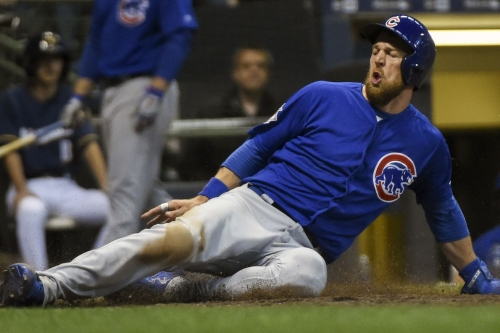 Cubs, Brewers continue series