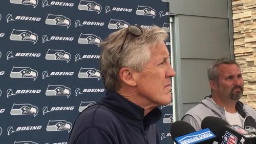 Will Earl Thomas be a Seahawk when the 2018 season begins? 'We'll see,' says coach Pete Carroll