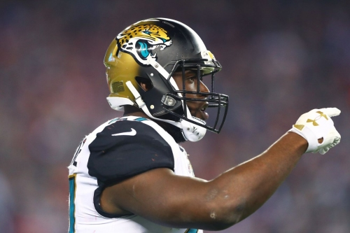 Marrone wants to see better pass protection from Fournette