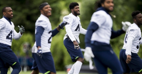 Seahawks minicamp notes: Updates on the return of Frank Clark and Byron Maxwell