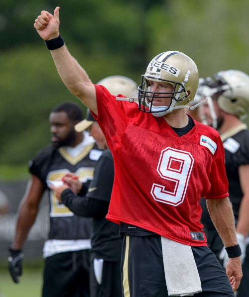 Football or futbol: Saints' players relish both as World Cup set to begin