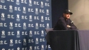 Aaron Boone talks about CC Sabathia's performance and 1,500th K as a Yankee