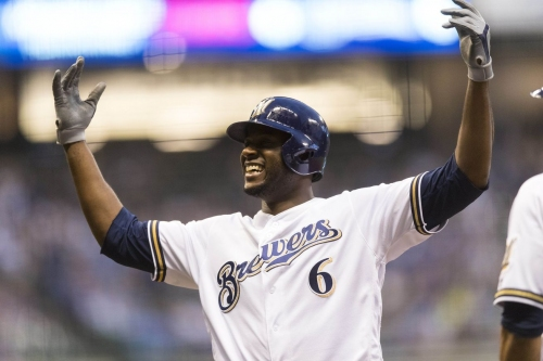 Brewers shutout the Cubs, take back first place in National League