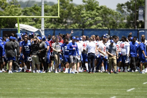Giants news, 6/13: Mini-camp headlines you might have missed
